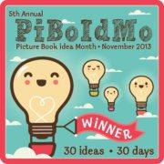PiBoIdMo 2013 Winner