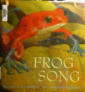 Frog Song 1